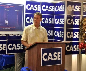 Was Ed Case Right About Senate Transition?