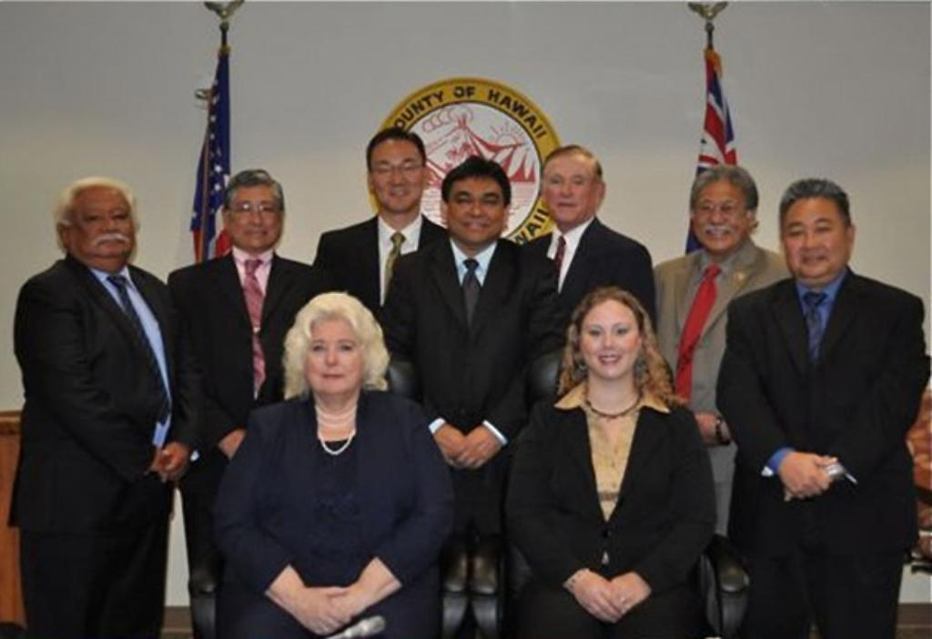Hawaii County Council Candidates Tapping Into Public Financing