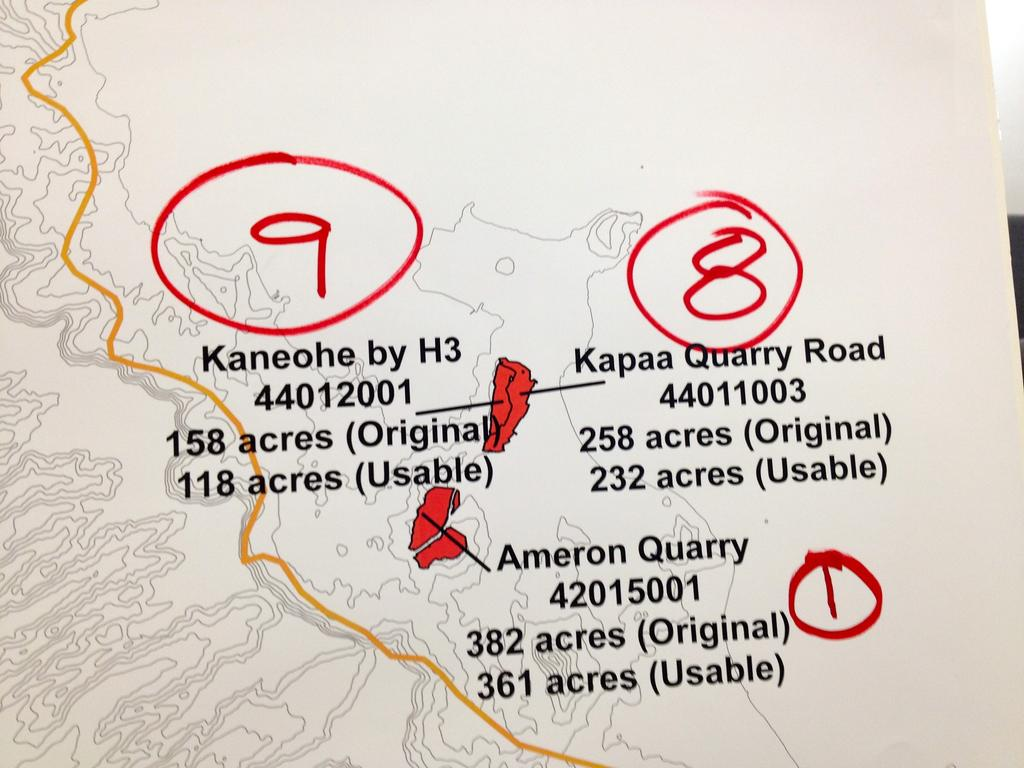 Honolulu's Next Landfill Could Be In Kailua