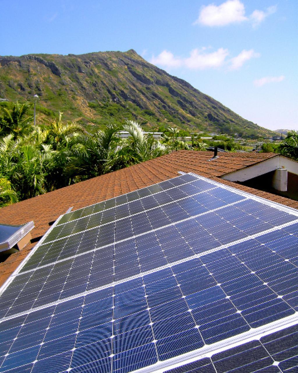 Oahu's Solar Feeding Frenzy