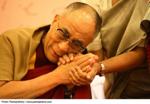 Follow Dalai Lama's Visit To Honolulu On Civil Beat