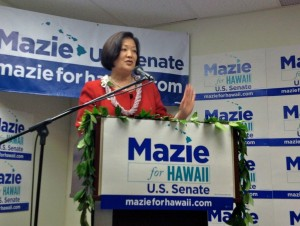 Hirono's Pineapple PAC Seeks To Help Dems Retake The US Senate