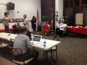 Hawaii Republican Caucuses: Headquarters