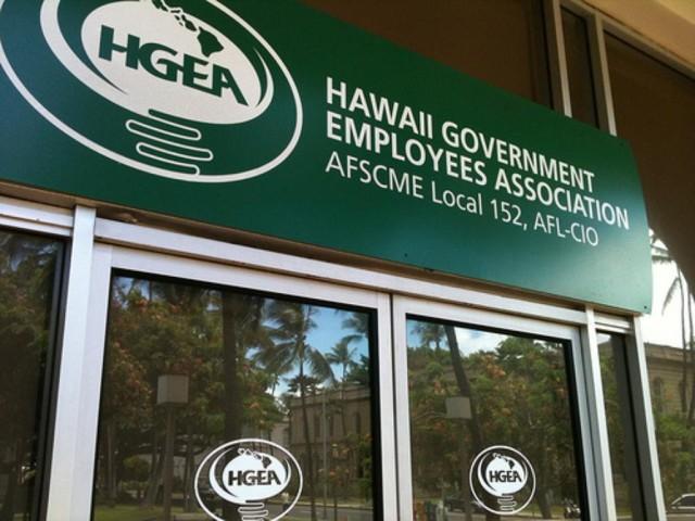 HGEA Honolulu offices