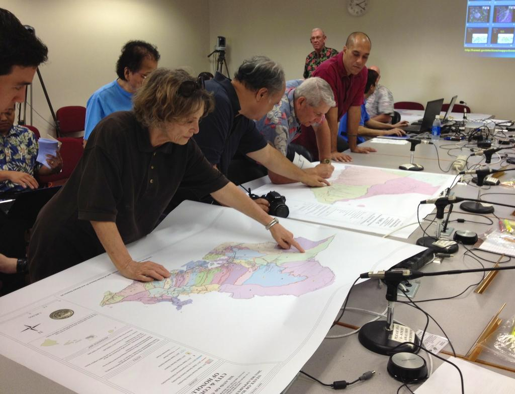 Military Plaintiffs Take Hawaii Redistricting Plan To Federal Court