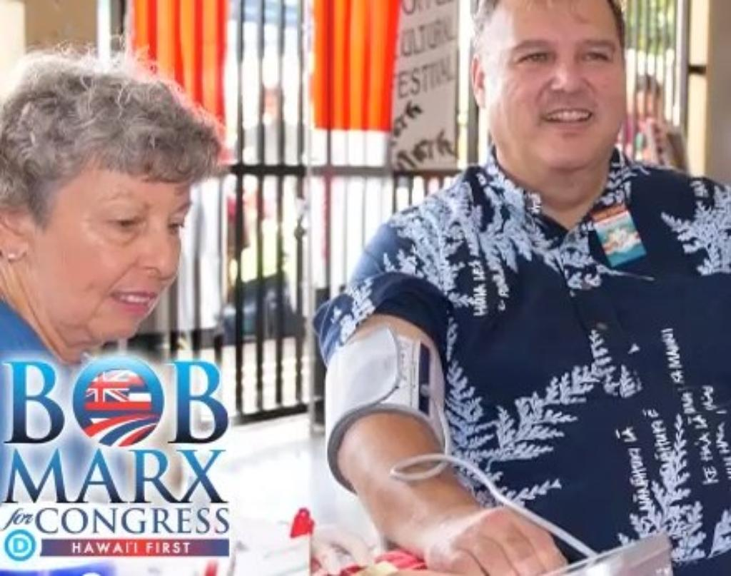 Campaign Ads Now Hitting Hawaii Airwaves