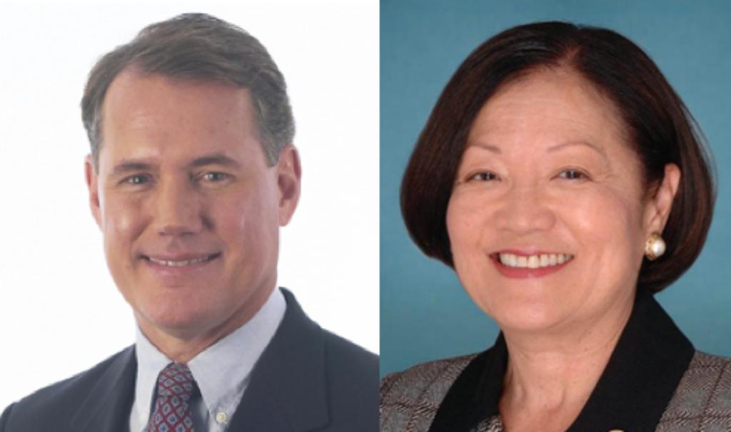 Civil Beat Poll – Case, Hirono Neck-and-Neck for U.S. Senate Nomination