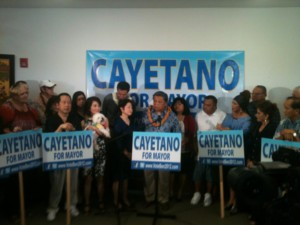 Cayetano Cuts Civil Beat From Campaign Media List