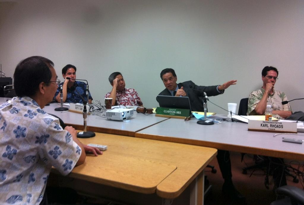Hawaii Pension System Proposes New OT Rules