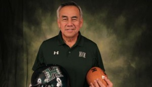 UH Football Coach Norm Chow Releases His Salary
