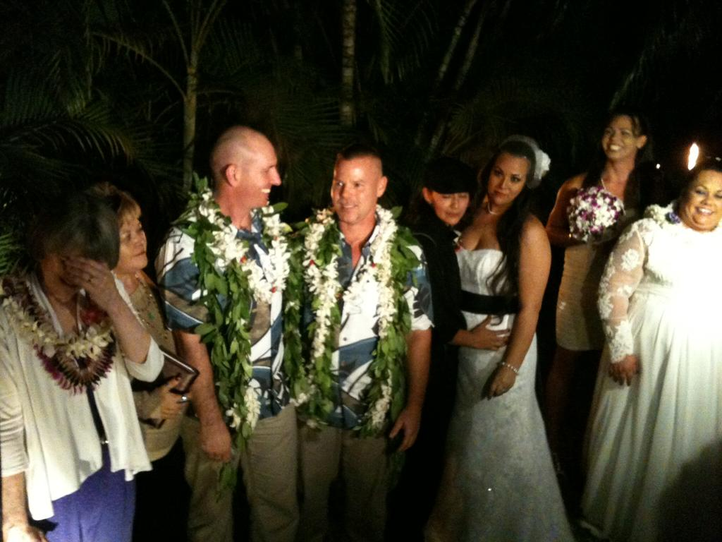Hawaii Judge Upholds Same-Sex Marriage Ban