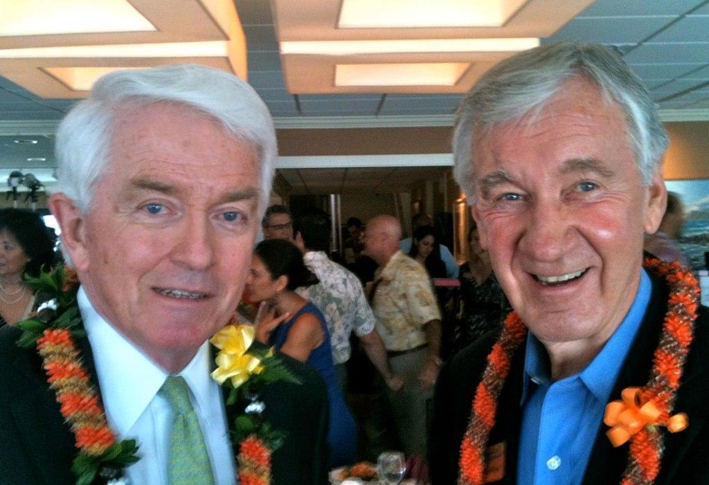 Tom Donohue: Hawaii 'Great Place' To Do Biz