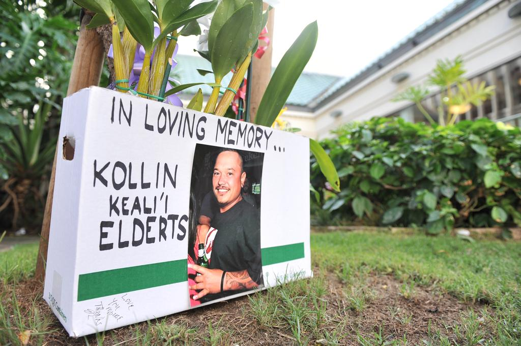 Waikiki Shooting Victim's Family Sues Federal Agent for Negligence