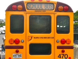 Hundreds Of Maui Students Affected By Bus Driver Shortage