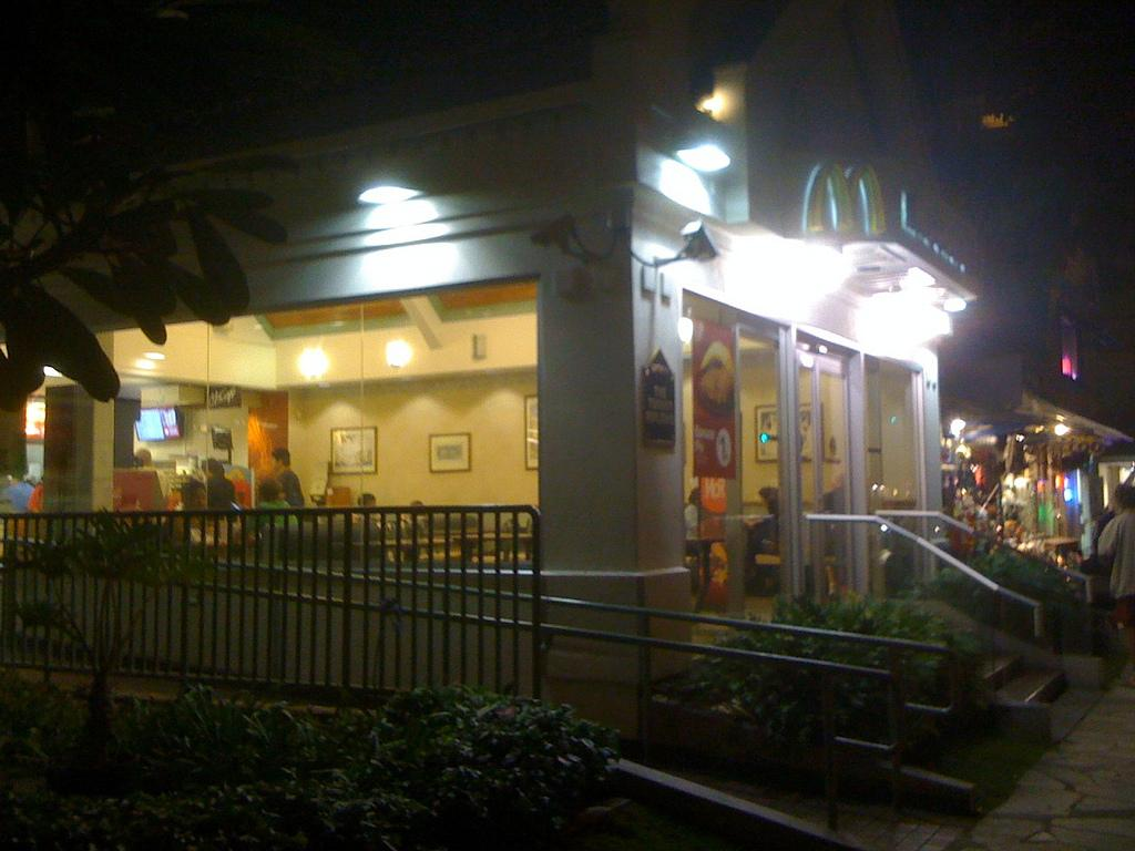 Federal Agent Arrested in Honolulu McDonald's Shooting