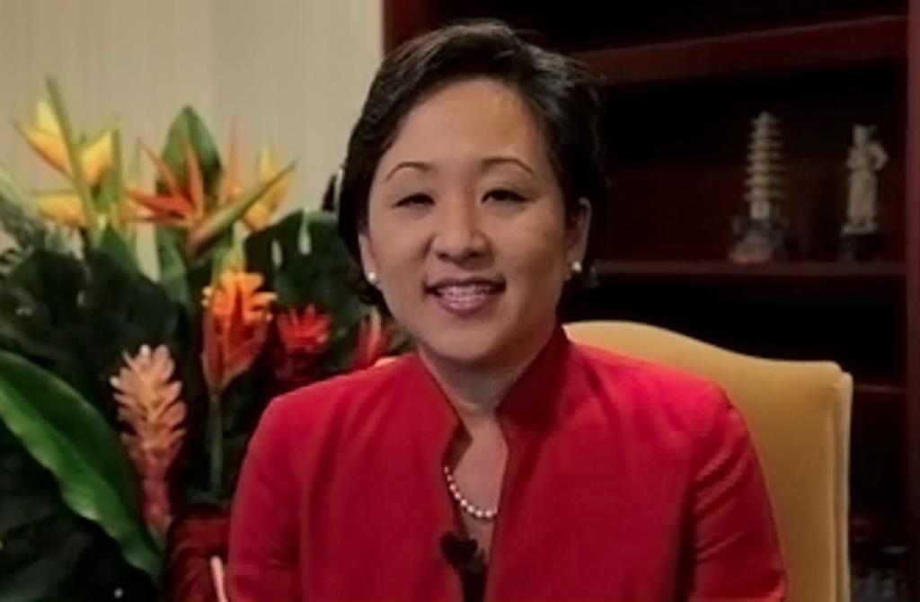 Carrie Okinaga's New Gig: First Hawaiian Lawyer