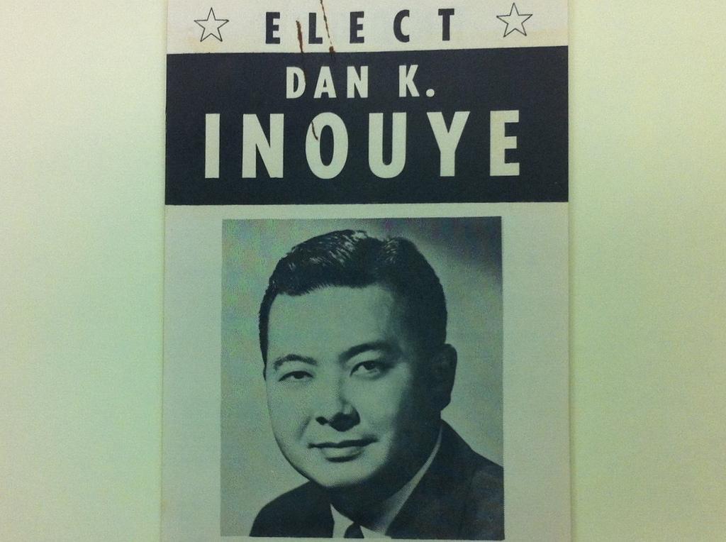 Daniel Inouye's Guide To Getting Elected
