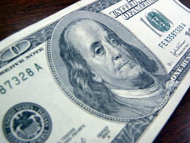 Ben Franklin $100 bill money