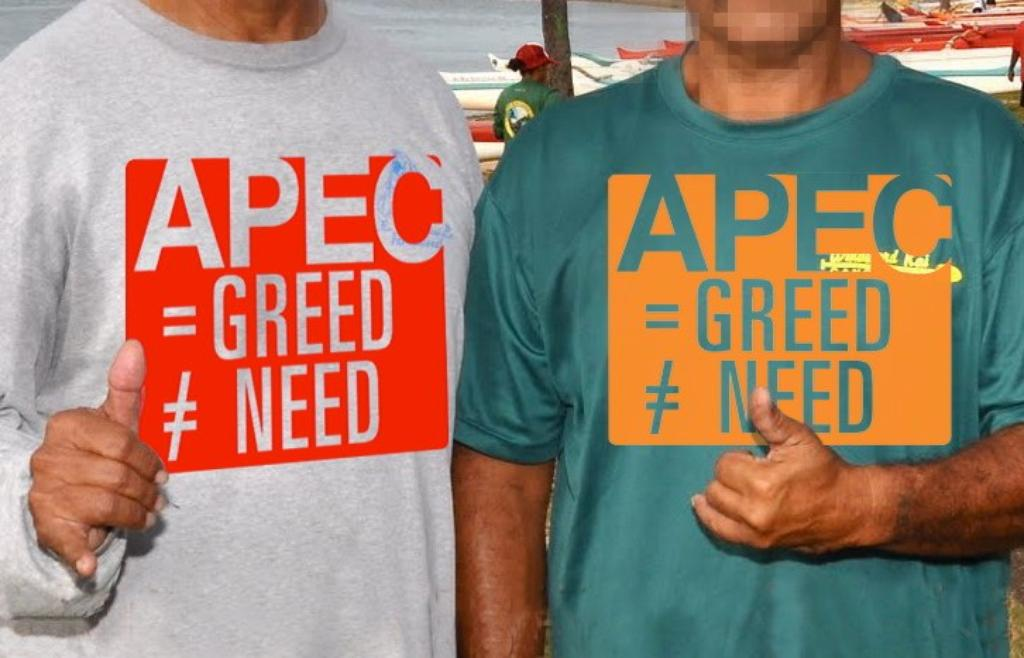 Protests In Works for Hawaii APEC Meeting
