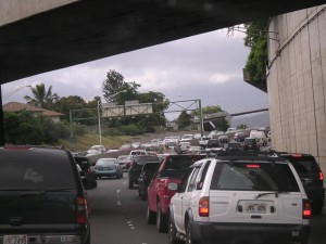 Civil Beat Poll – Majority of Honolulu Voters Don't Buy Rail Congestion Argument