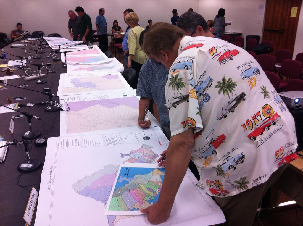 Hawaii Redistricting Panel Excludes Some Military