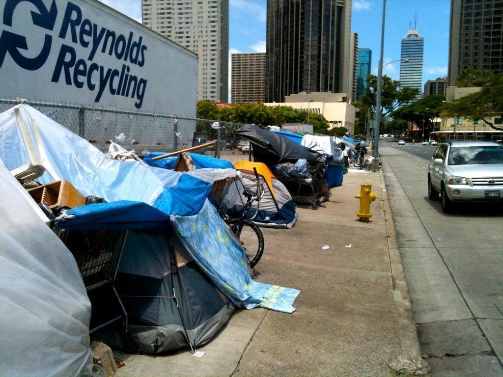 Homeless Czar: Safe Zones Wrong Approach