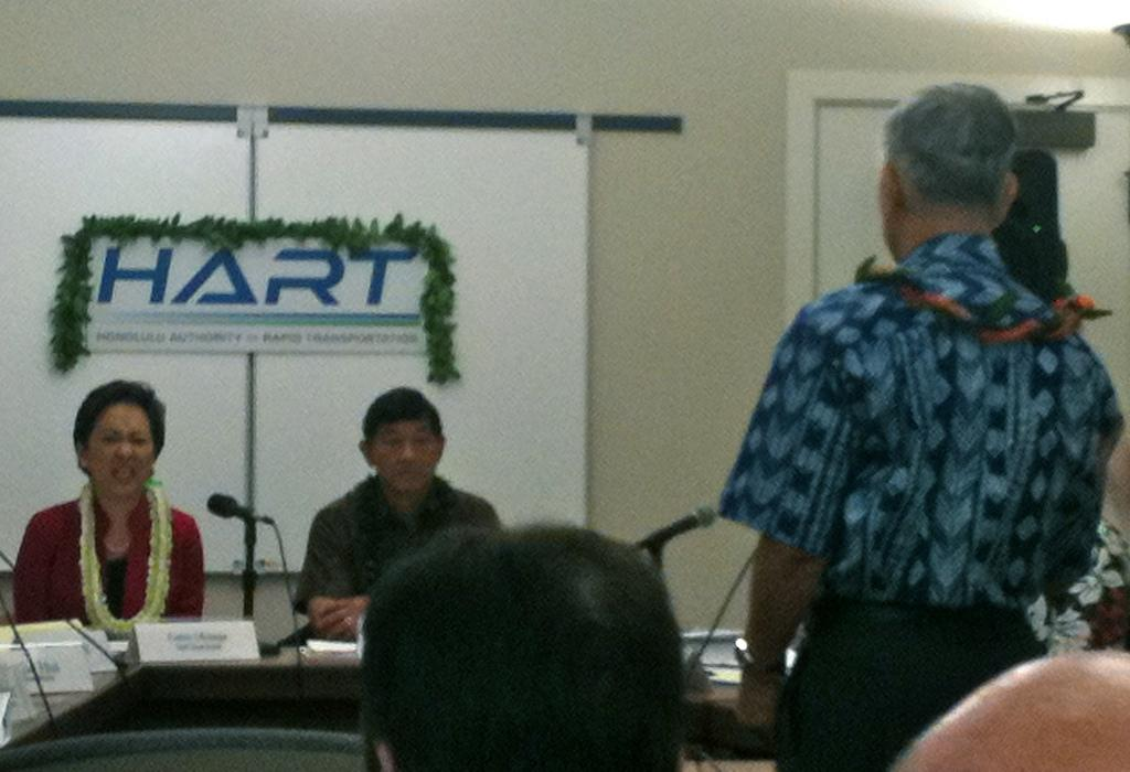 Civil Beat Poll – Honolulu Rail Authority Hasn't Won Voters' Confidence