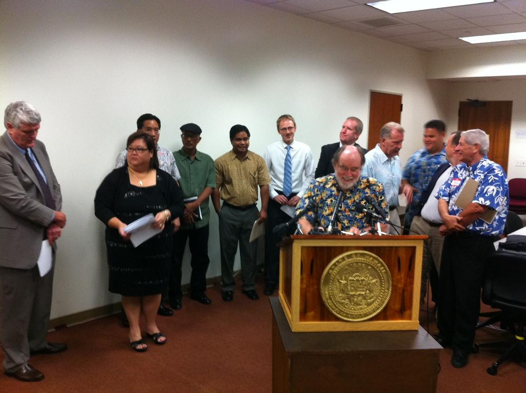 Initiative Aims To Bring Hawaii's Prisoners Home