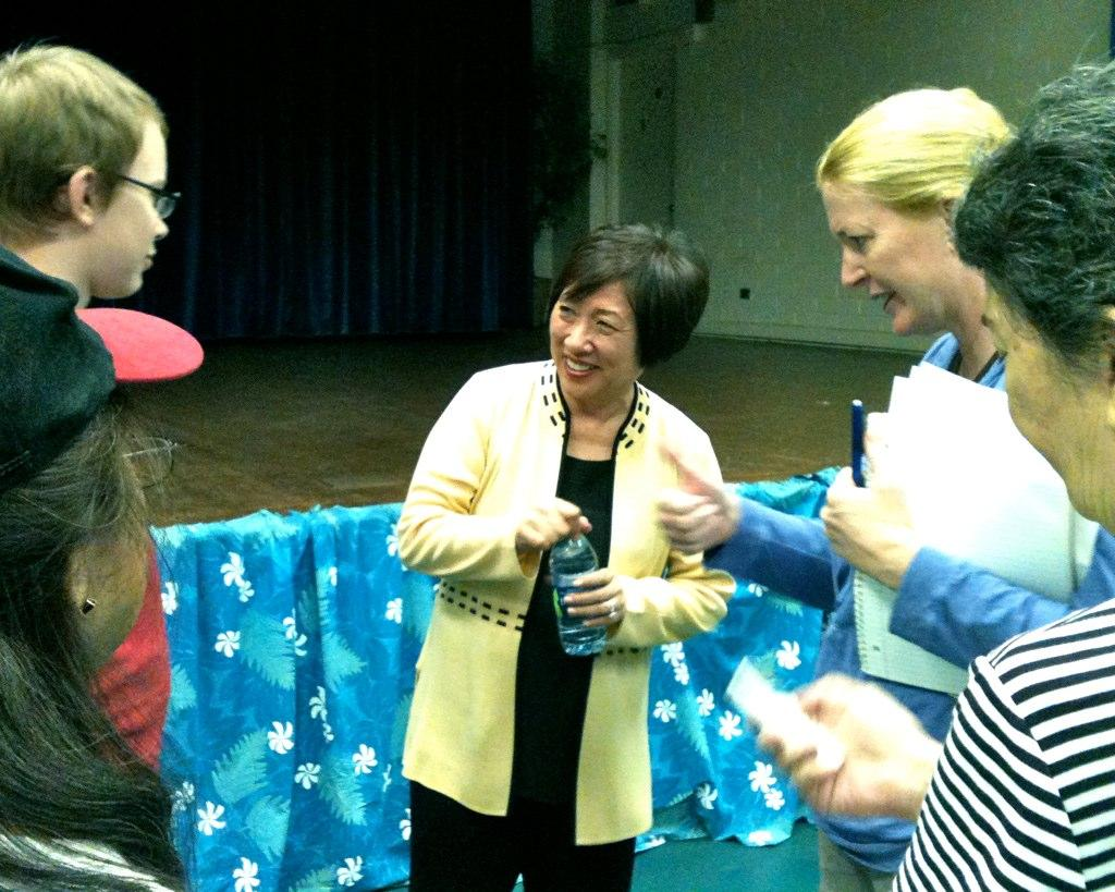 Hanabusa to Decide on Senate Run by August