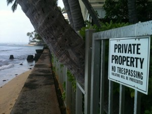 Honolulu City Council: Make It Easier To Build Shoreline Retaining Walls