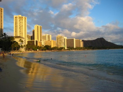 The Hawaii Supreme Court ruled that a variance to allow a 26-story hotel to be built dangerously close to the water's edge never should have been granted.