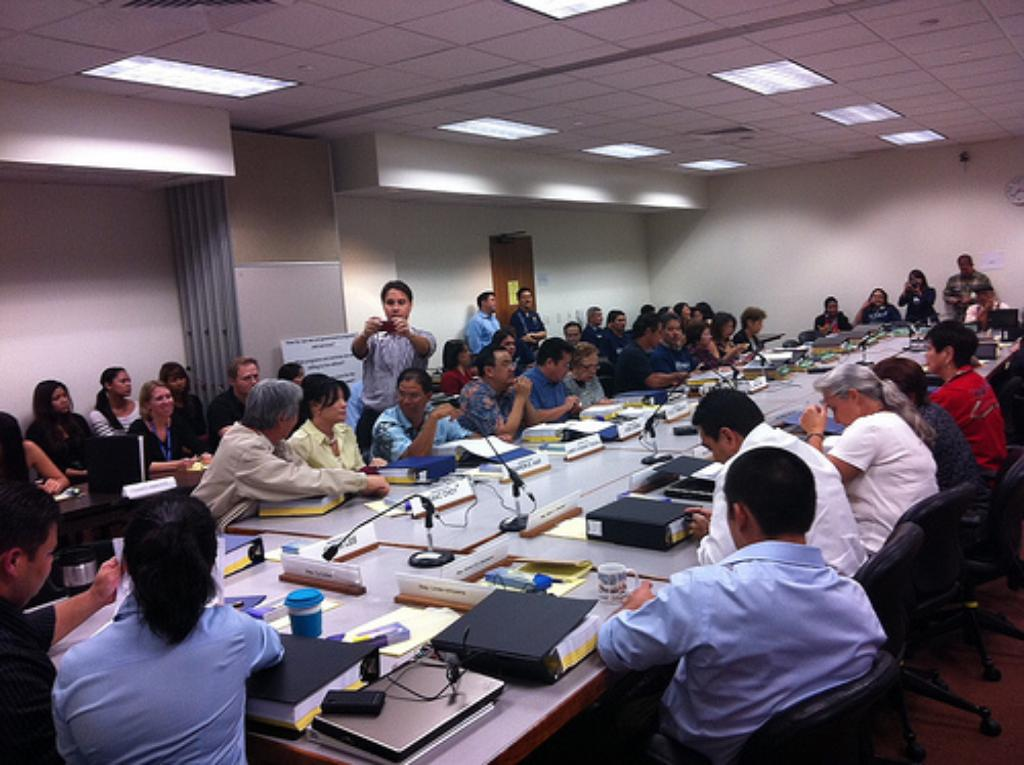 A User's Guide to Hawaii Conference Committees