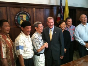 First Hawaiian's Horner Now on Rail, Education and Tourism Boards