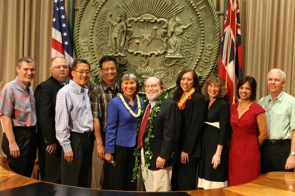 Board Of Ed Nominees Promise Culture Change