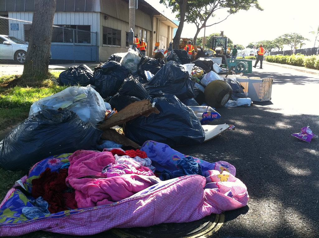 Hawaii Officials Evict Kakaako Homeless