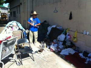 Carlisle: Homelessness Worse than Rat Infestation
