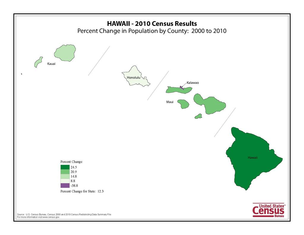 Census: Honolulu Residents Head West
