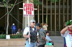 No Bridge for the Religious Divide?
