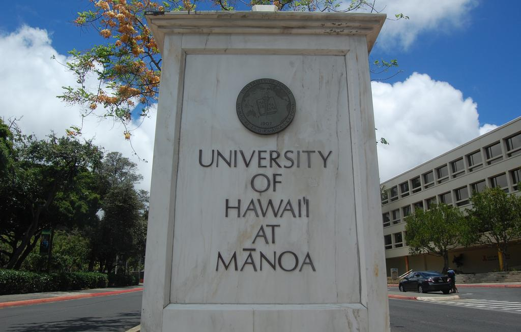 """""""Interim"""" is the Title for 8 of 19 Deans at UH Manoa"""