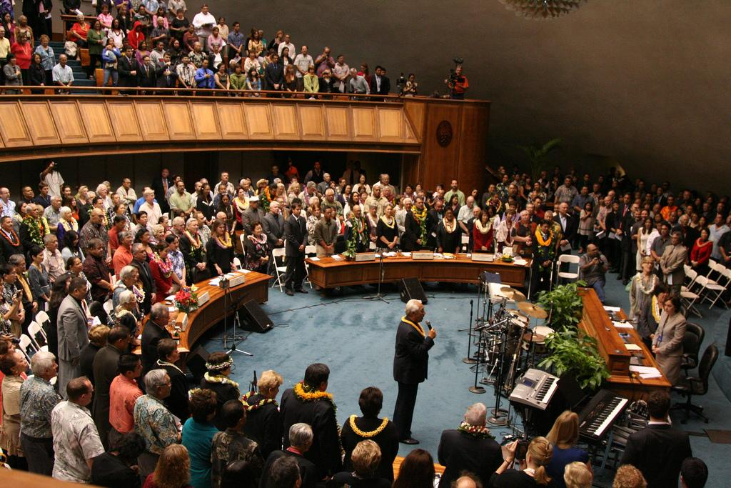 Hawaii Senate Invocation Ban Goes Too Far