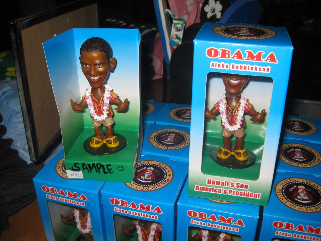 Civil Beat Poll – Obama Gets Aloha in Hawaii