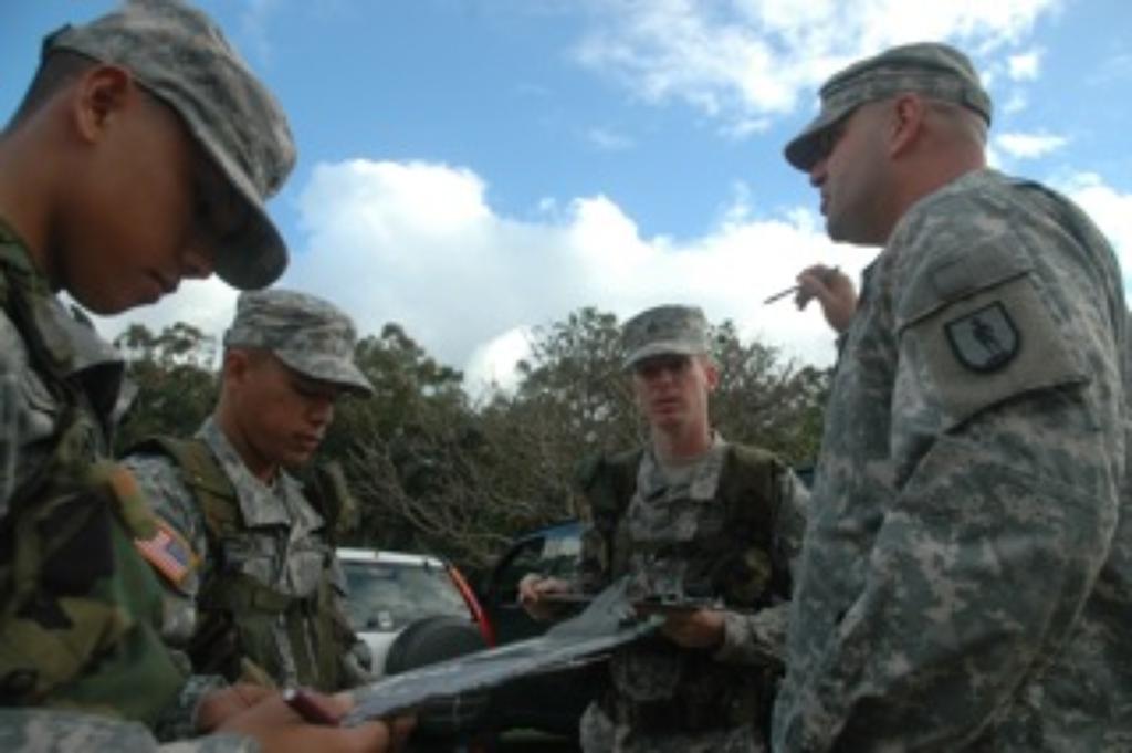 Hawaii Could Establish a Veterans Court