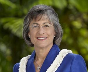 Ex-Hawaii Gov. Linda Lingle Accepts New Job in Illinois