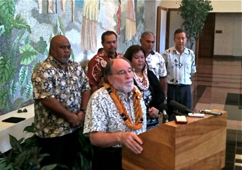 Full Disclosure: Hawaii's Cabinet