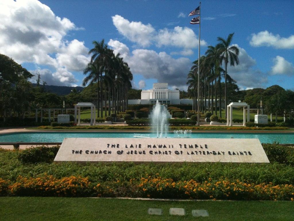 Hawaii's Mormons: 'Chosen People, Promised Land'