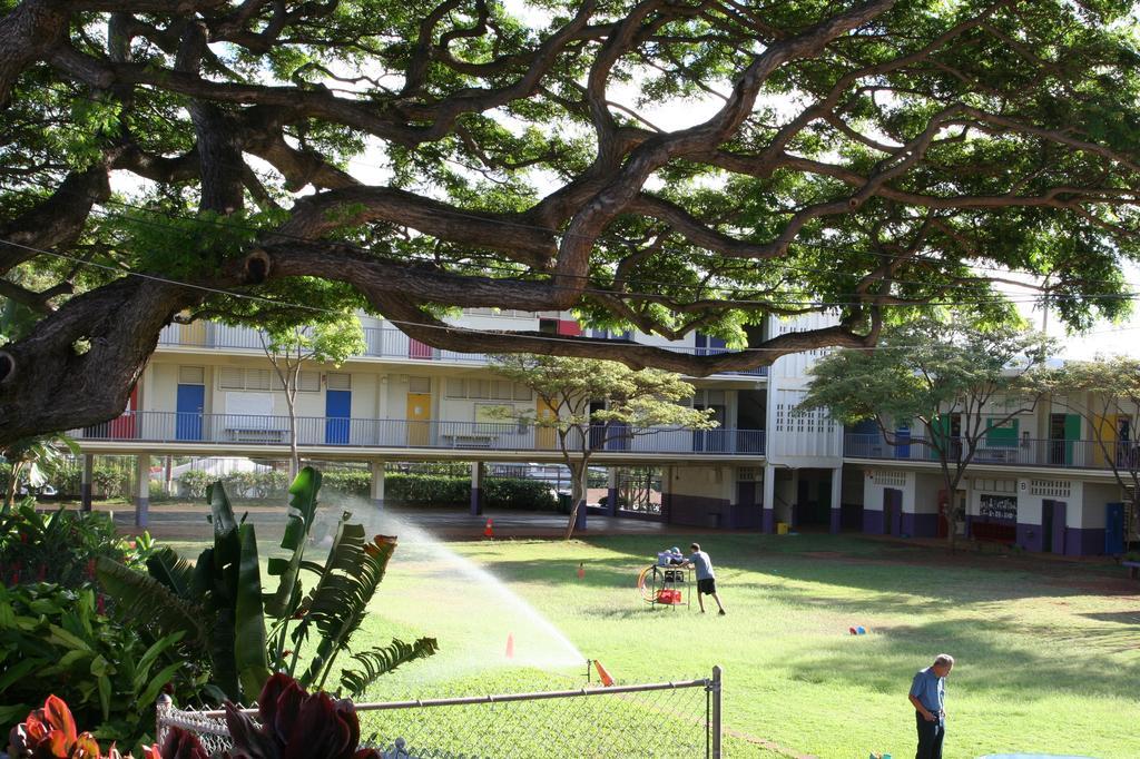 Queen Liliuokalani School Closes Its Doors