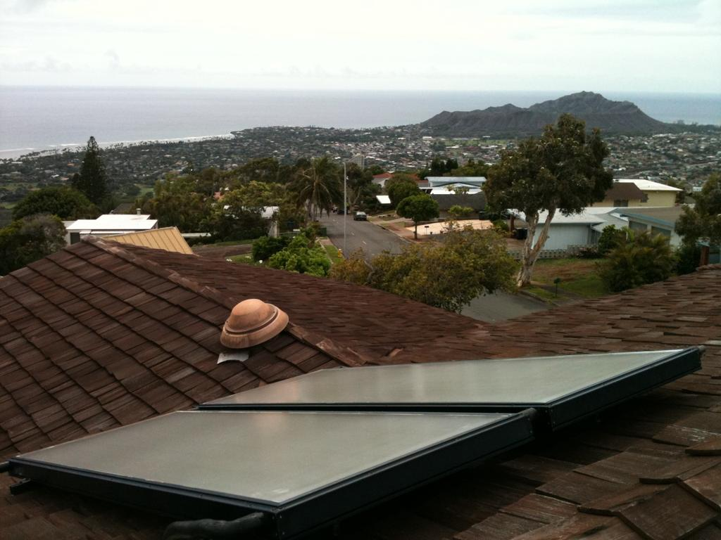 Mandatory Solar Hot Water for New Homes: Don't Believe It