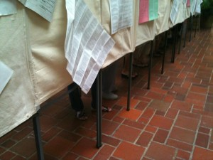 Civil Beat Poll: Questionnaire, Toplines and Crosstabs — April 2012