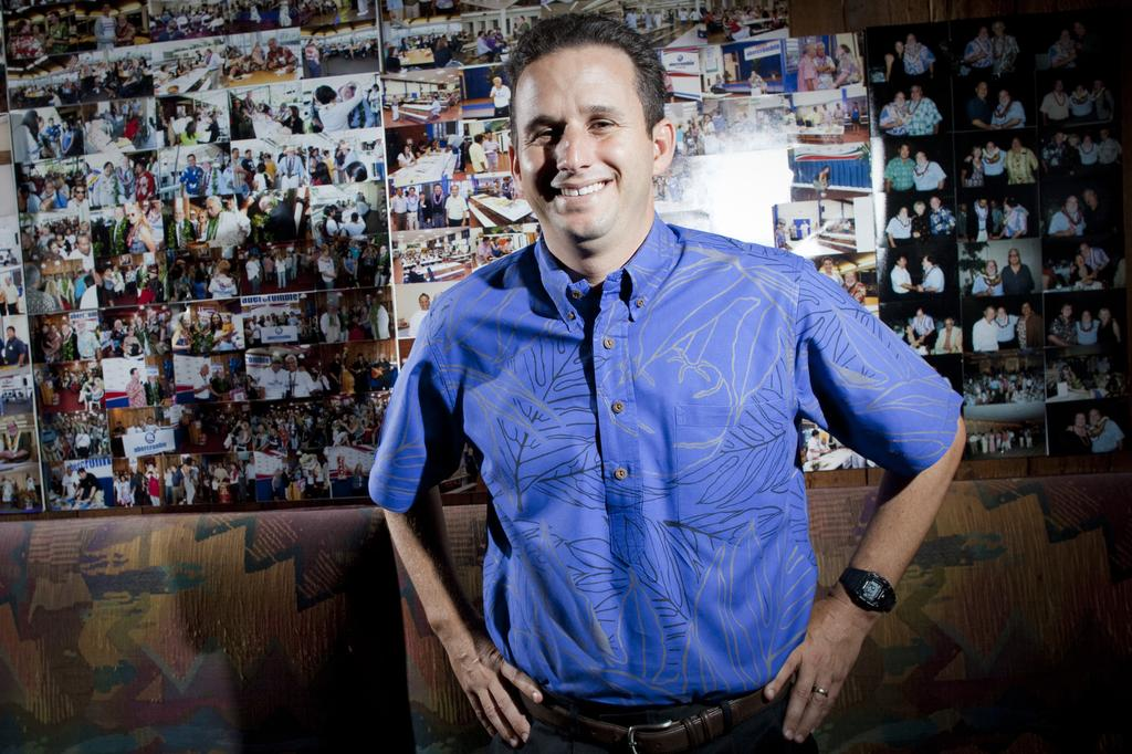 Newsmaker: Interview With Lt. Governor Brian Schatz