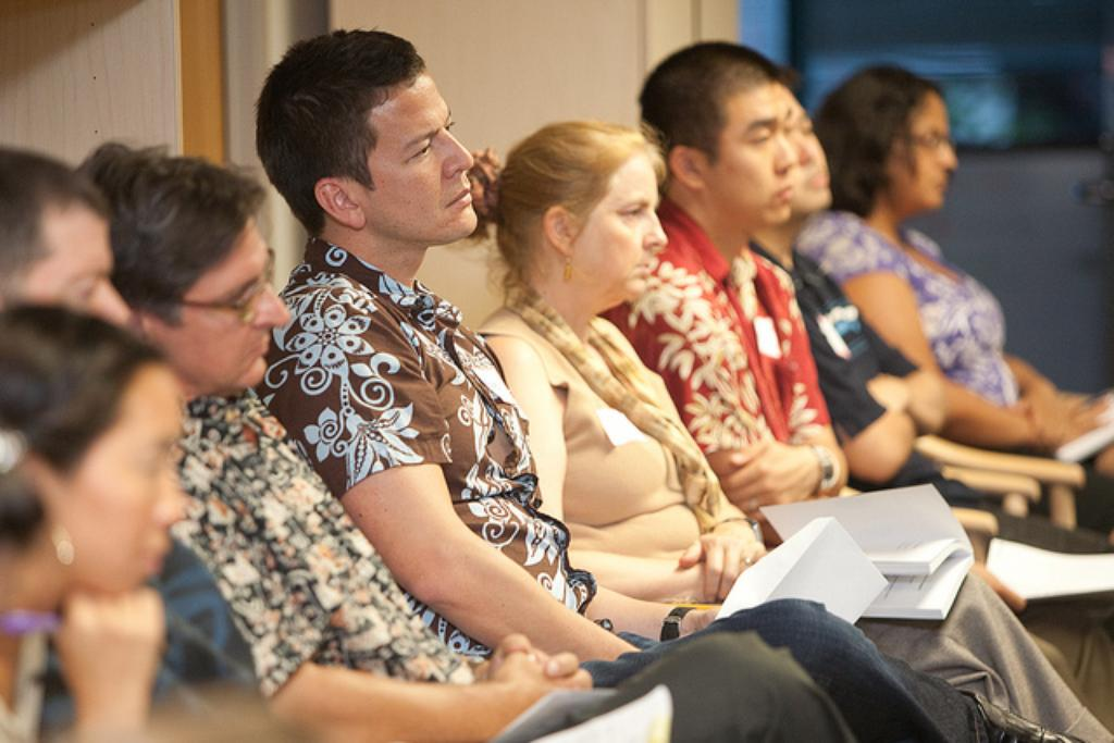 A Night on 'the Value of Hawaii' – Education and Prison Systems